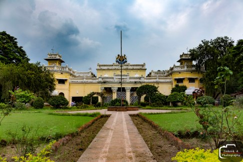 The Kanker Palace - imagine spending your vacation among royalty, yes, this palace is a Heritage Homestay.  PC: Tinkesh A